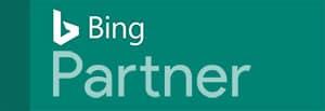 Bing Partner Logo Verified
