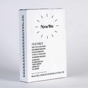 NewBie Plan Package