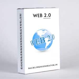 WEB 2.0 Backlinks Package